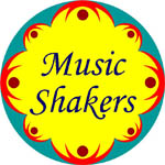 music shakers logo